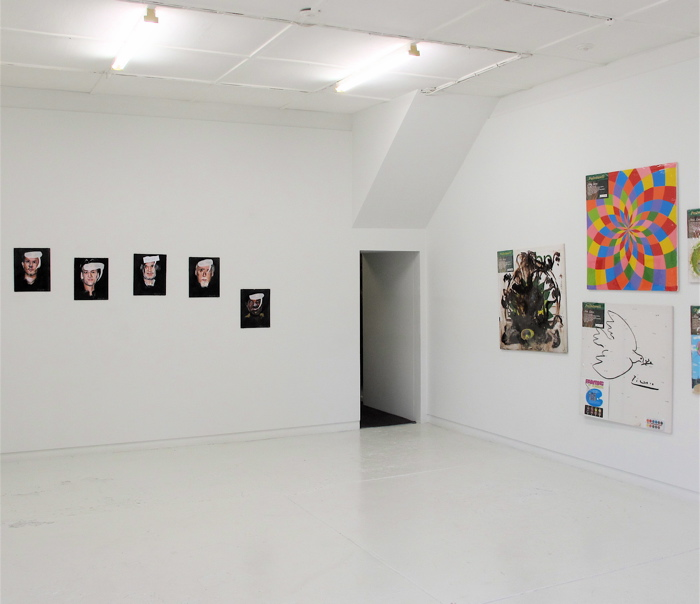 Toy Paintings- Uplands Gallery 2011